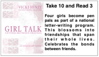 Girl Talk Preview, Vicki Hinze