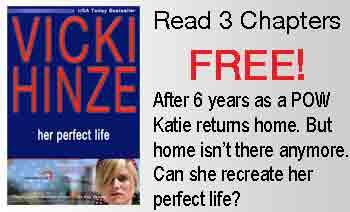 Vicki Hinze, Bestselling Romantic Suspense Author, Christian fiction author, thriller author, suspense author