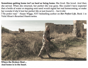 Vicki Hinze, Her Perfect Life, award-winning fiction, bestselling romance, bestselling romantic suspense fiction