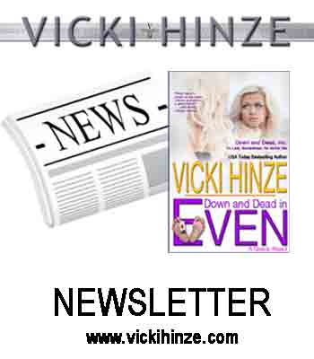 Vicki Hinze Newsletter