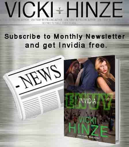 Vicki Hinze Newsletter, Nvidia