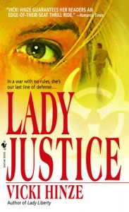 Lady series, Lady Justice, Vicki Hinze