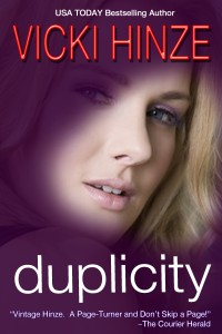Duplicity Print Clean Read Edition