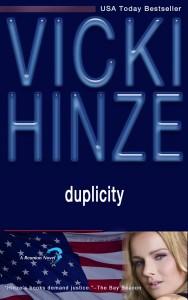 Vicki Hinze, Duplicity, The Reunited Hearts Series, Book 3