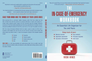 Vicki Hinze, ICE, in case of emergency workbook