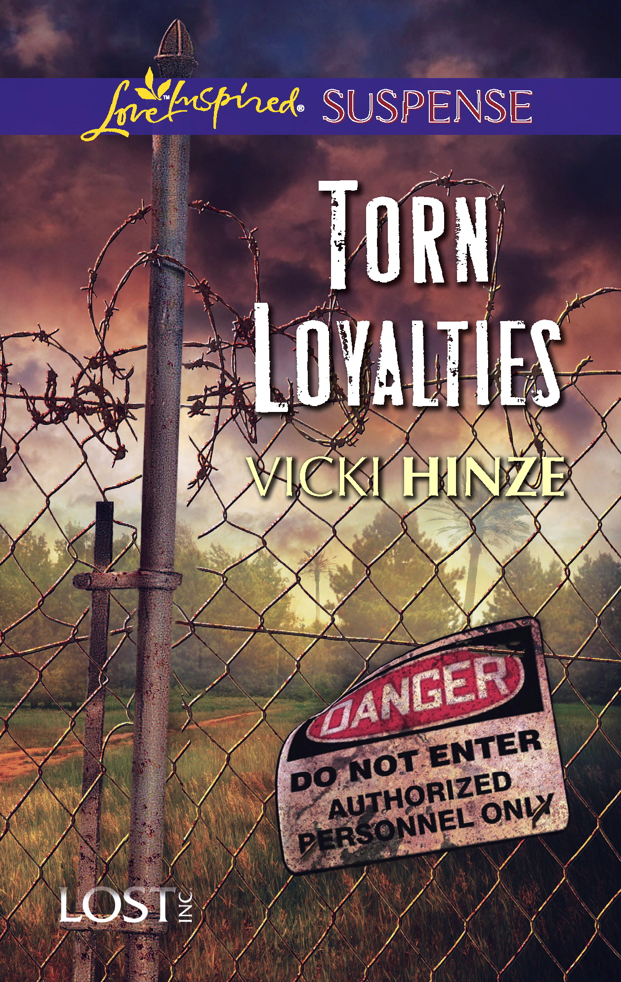 Torn Loyalties, Inspirational Romantic Suspense, Vicki Hinze, CBA fiction