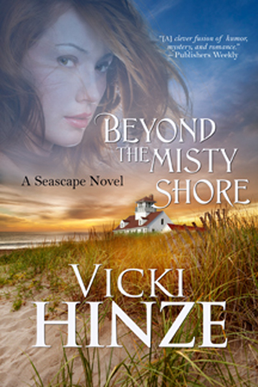 FREE AT KINDLE:  Beyond the Misty Shore, Seascape #1