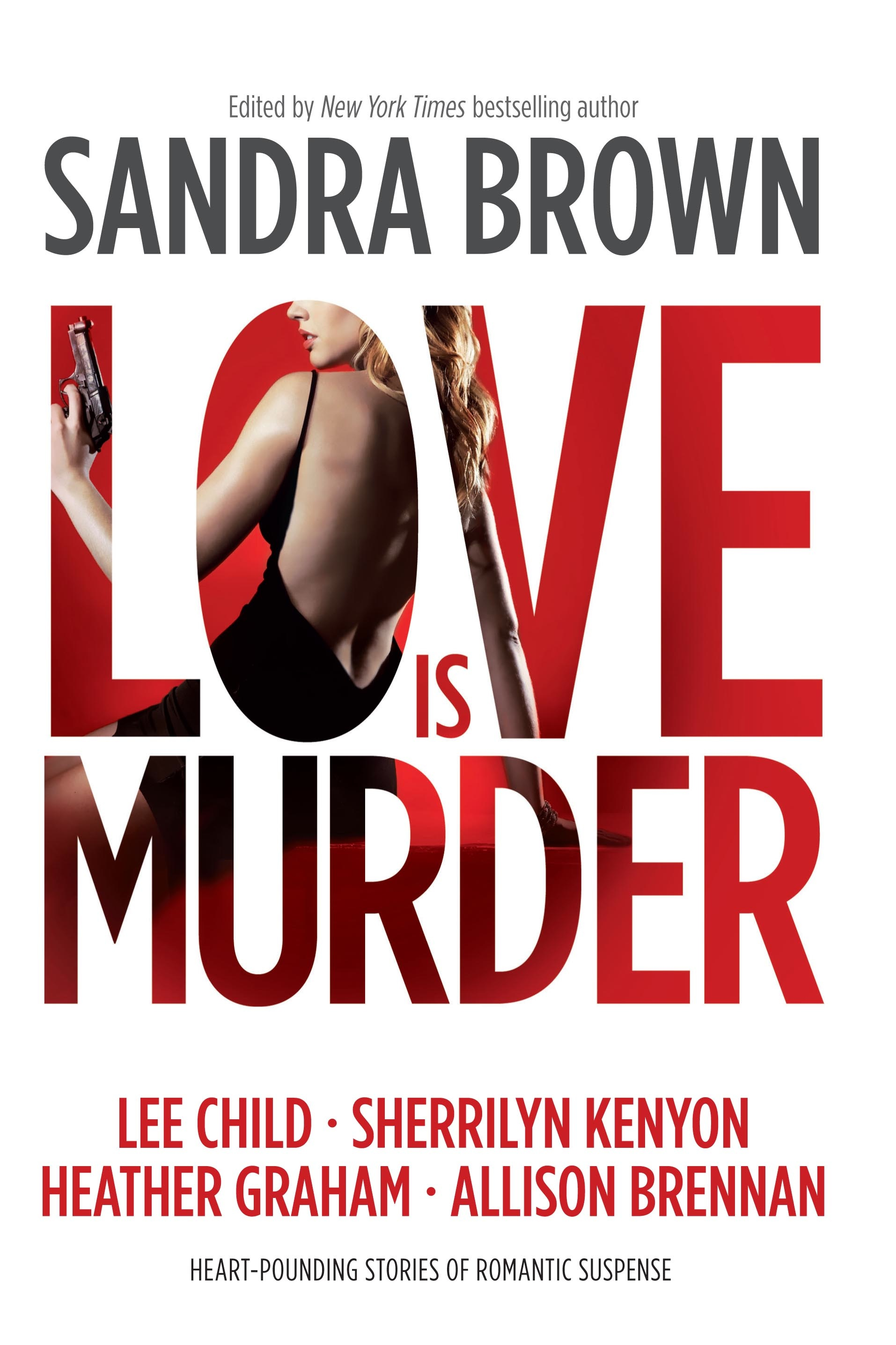 Celebrating!–LOVE IS MURDER Makes the USA TODAY list!