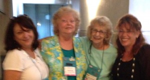 Kathy Carmichael, Vicki Hinze, and Elizabeth Sinclair