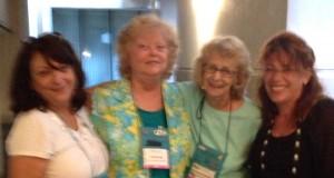 Kathy Carmichael, Vicki Hinze, and Elizabeth Sinclair