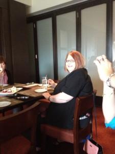 Luncheon with Pam McCutcheon