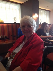 Luncheon with Sandra Chastain