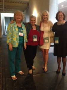 Vicki, Suzie, Pamela and Misty!