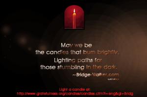 Bridge-WalkerCandle