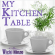 vicki hinze, my kitchen table