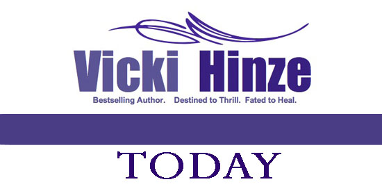 Vicki Hinze Today