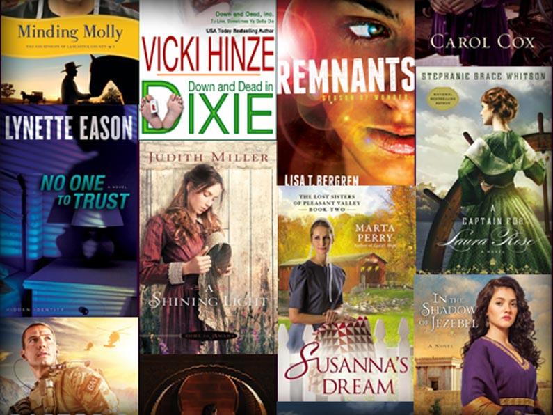 EVENT: 2014 Spring Christian Fiction Scavenger Hunt