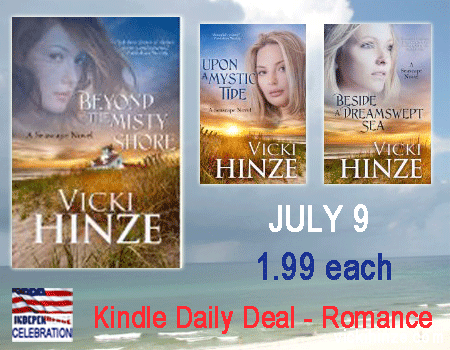 July 9 Kindle Daily Deal - Romance