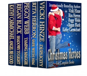 Boxed Set Collection Romantic Suspense