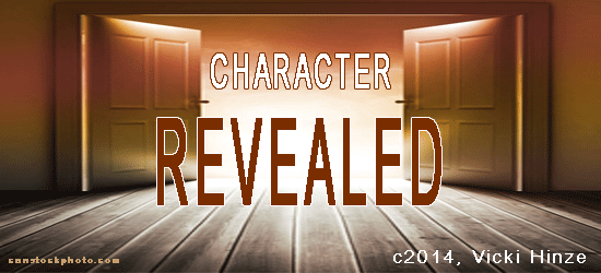 Character Revealed