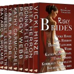 vicki hinze, risky brides, piper bayard, kathy carmicahel, peggy webb
