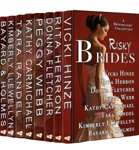 vicki hinze, Risky Brides