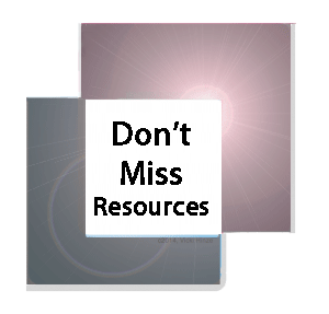 don't miss resources, vicki hinze