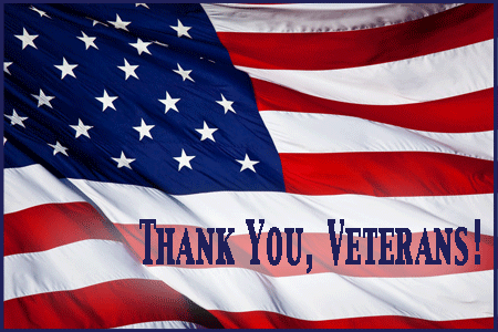 Thank You, Veterans! (And Why We All Should Be Grateful to Them!)