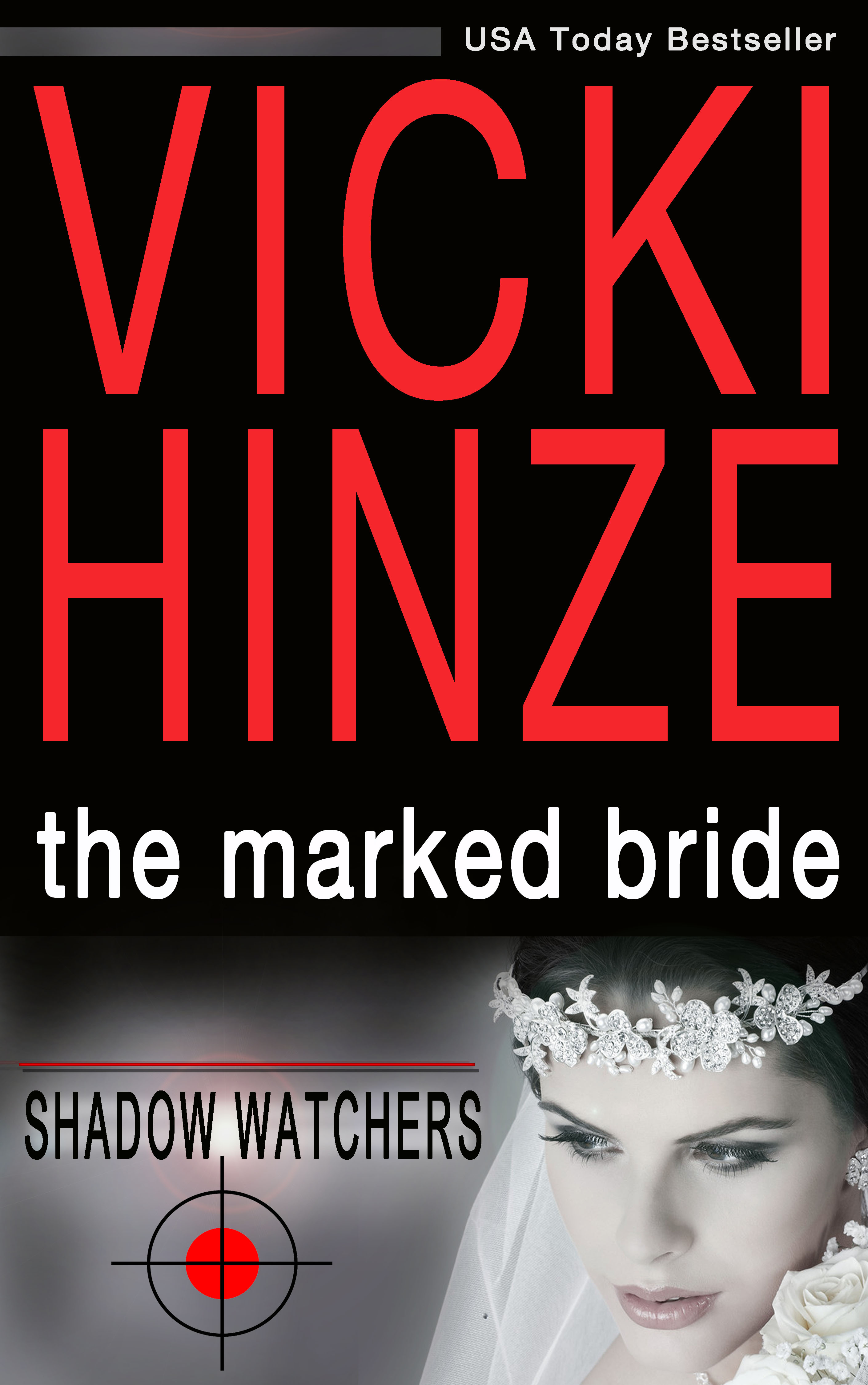 Romantic Suspense, Shadow Watchers #1, Clean Read