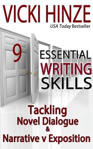 9 Tackling Novel Dialogue and Narrative v Exposition