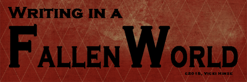 Writing in a Fallen World