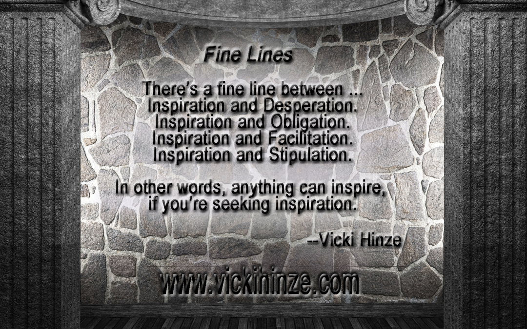The Truth About Inspiration
