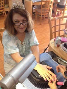 Proof! Tiara Intact Kathy Carmichael
