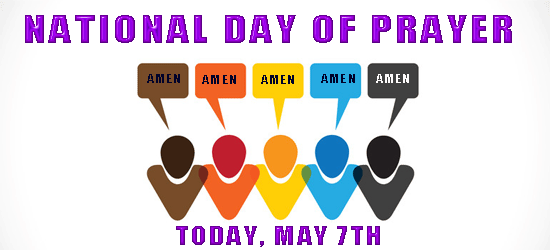 National Day of Prayer, Vicki Hinze
