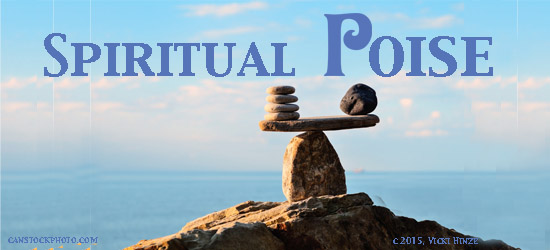 spiritual poise, vicki hinze