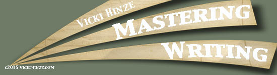 Vicki Hinze, USA Today Bestselling Author, Mastering the Craft of Writing