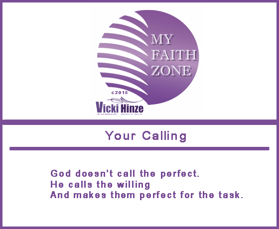 Vicki Hinze, My Faith Zone