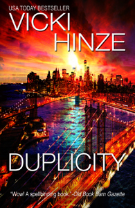 Duplicity, Vicki Hinze, Reunion Novel