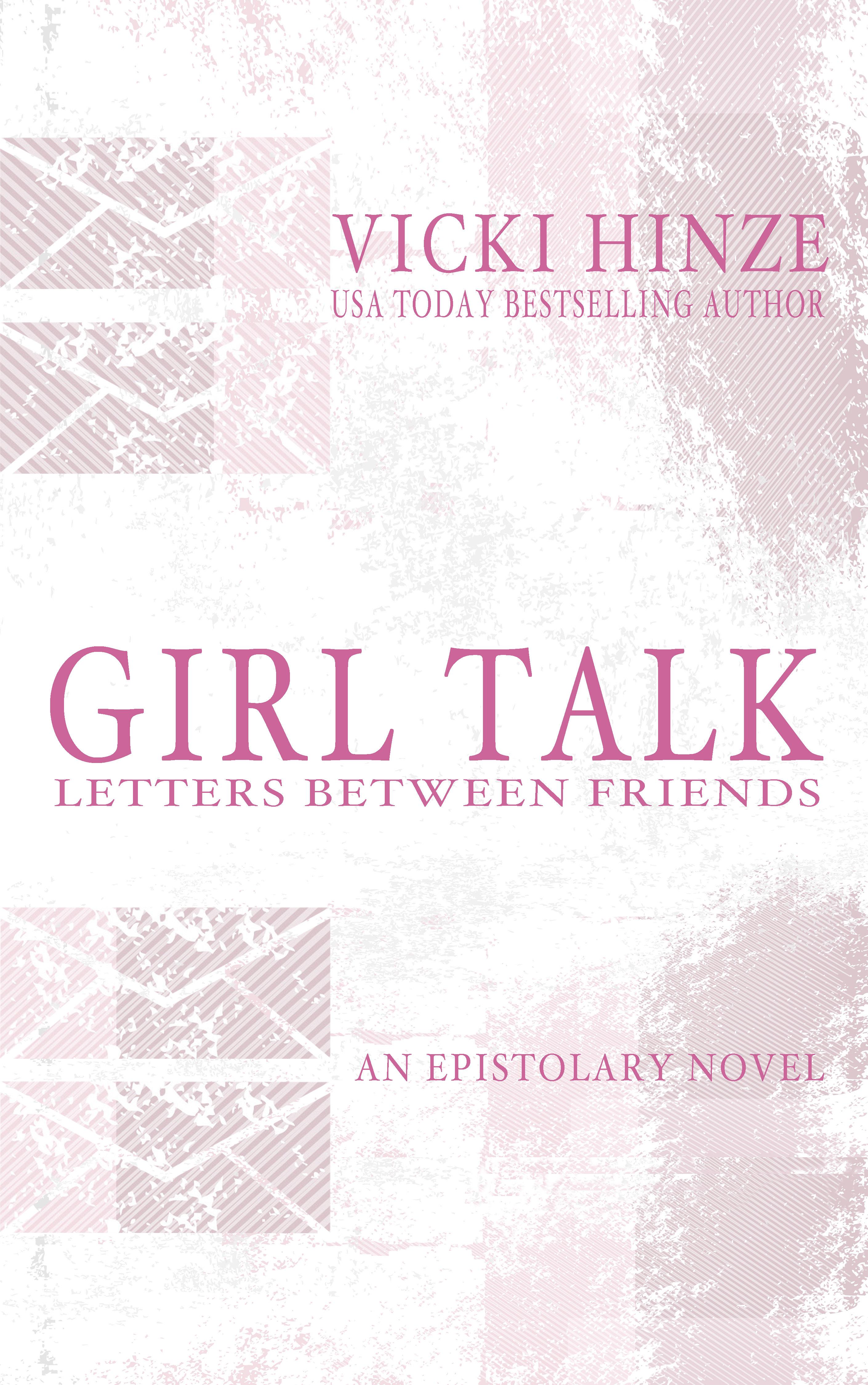 women's fiction, romantic suspense, epistolary novel, vicki hinze, kali kaye