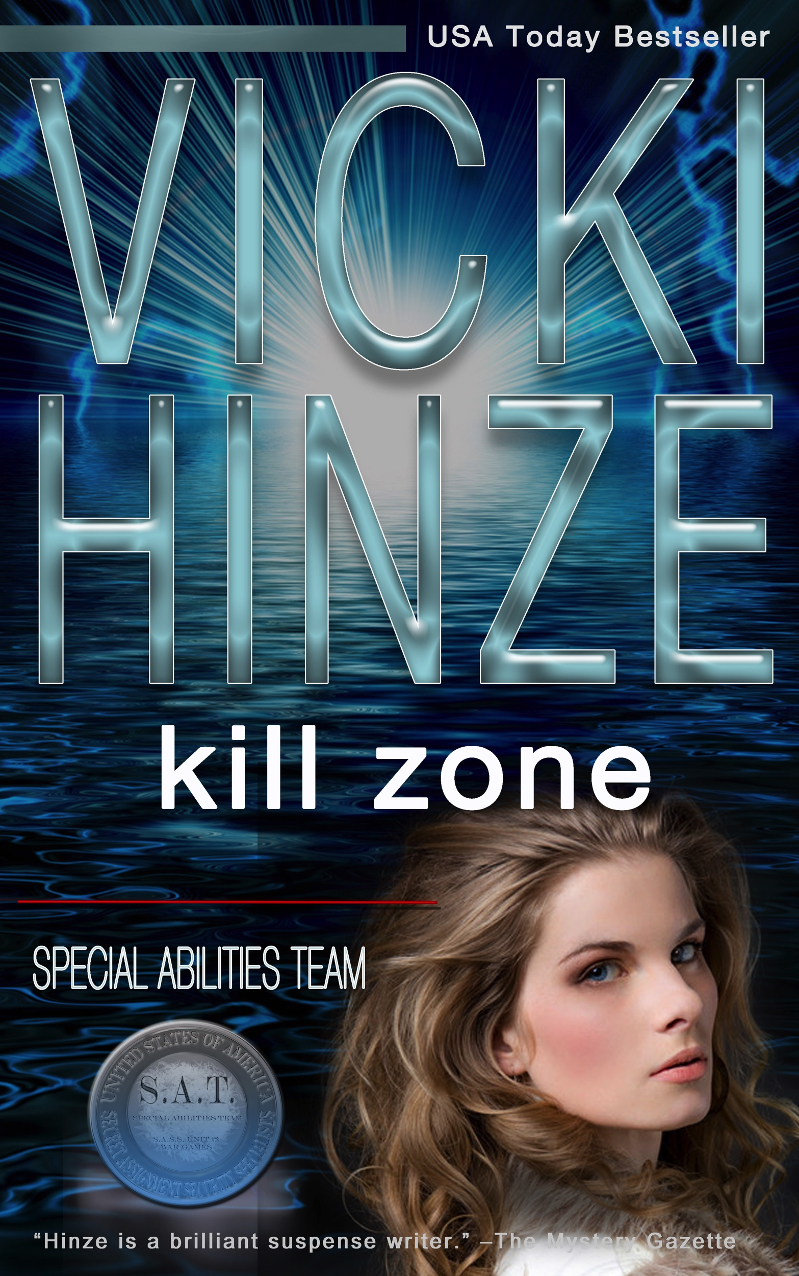 military romantic suspense, Vet, bestselling romantic suspense
