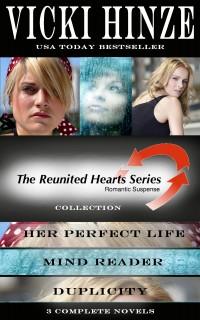 Vicki Hinze, Romantic Suspense, Boxed Set, series, Collection of Romantic Suspense Novels