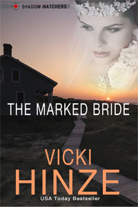 The Marked Bride, Shadow Watchers, Vicki Hinze, romantic suspense, romantic thriller