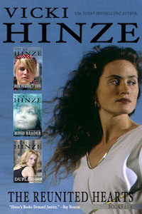 Reunited Hearts Collection, Vicki Hinze