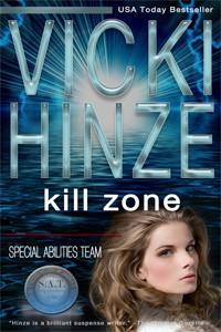 Kill Zone, Special Abilities Team, Vicki Hinze