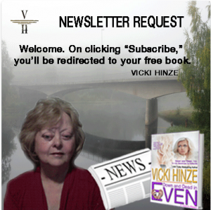 Vicki Hinze, Newsletter