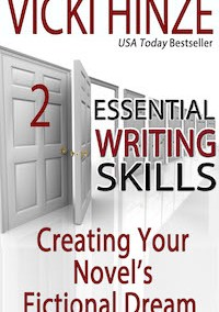 Creating Your Novel's Fictional Dream and Elements of a Good Idea