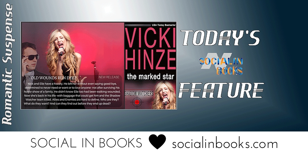 Social in Books Today's Feature: The Marked Star