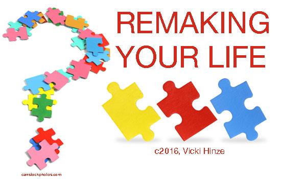 Vicki Hinze, Remaking Your Life