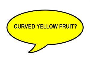 curvedyellowfruit