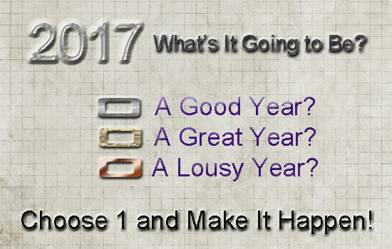 A New Year, A New Beginning